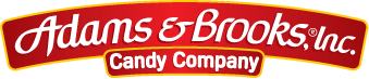 adams and brooks candy company header logo